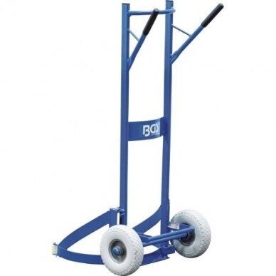 Padangų/ratų transportavimo vežimėlis 200kg. 6