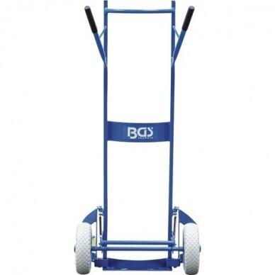 Padangų/ratų transportavimo vežimėlis 200kg. 7