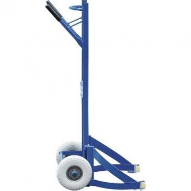 Padangų/ratų transportavimo vežimėlis 200kg. 8