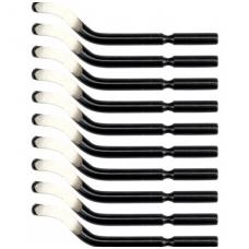 Peiliukai fazių/šerpetų nuėmimo įrankiams 10vnt.