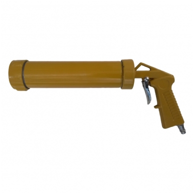Pistoletas silikonui pneumatinis