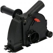 Pjovimo apsauga nuo dulkių M14/125mm.