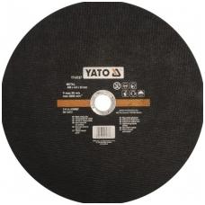 Metalo pjovimo diskas 400x4,0x32 mm