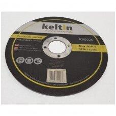 Pjovimo diskas metalui 125x1.0x22,23