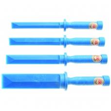 Plastikinių gramdiklių komplektas 4 vnt 19-22-25-38 mm