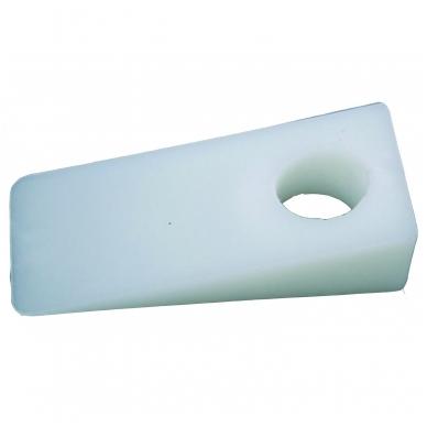 Pleištas 100x45 mm plastikinis
