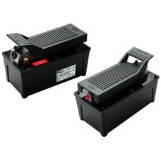 Pneumo (suspausto oro) -hidraulinė pompa kojinė 690 bar