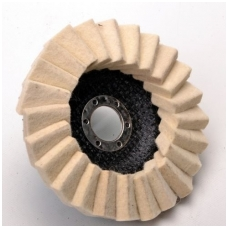 Poliravimo diskas 125 mm x 22 mm