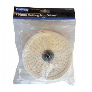 Poliravimo diskas su antgaliu - Ø 150 2