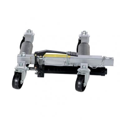 """Pozicionavimo vežimėlis hidraulinis iki 9""""/225 mm padangoms 2"""