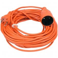 Prailginimo kabelis su lizdu 2x1 mm² 20m