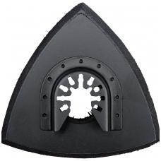 Priedas daugiafunkciniam įrankiui trikampis 90 mm, šlifavimui