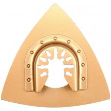 Priedas daugiafunkciniam įrankiui trikampis (šlifavimui)