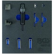 Priedas prie grandinės kniedijimo rinkinnio BGS 8501, tinkantis 3 mm grandinėms