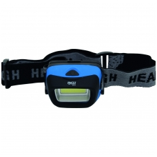 Prožektorius dedamas ant galvos COB LED, 300 lm