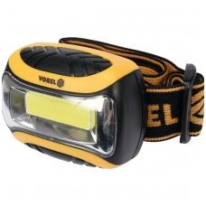 Prožektorius dedamas ant galvos COB LED 3W