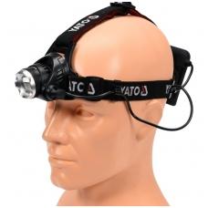Prožektorius dedamas ant galvos XM-L2 CREE 10W LED
