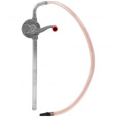 Rankinė rotorinė pompa naftos produktams - aliuminė