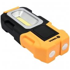 Rankinis rotacinis žibintas - COB LED