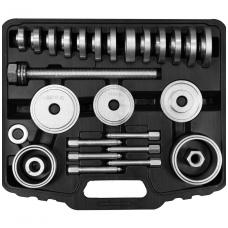 Rato guolių presavimo įrankių komplektas - 31 vnt.