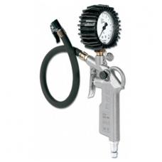 Ratų pripūtimo pistoletas su manometru kalibruotas (Pe)