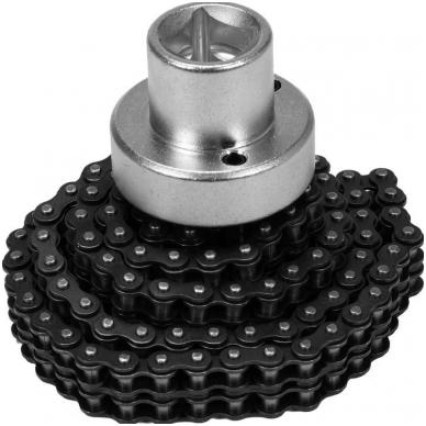 Raktas filtrui, dviguba grandinė  Ø 75 - 170mm. 3