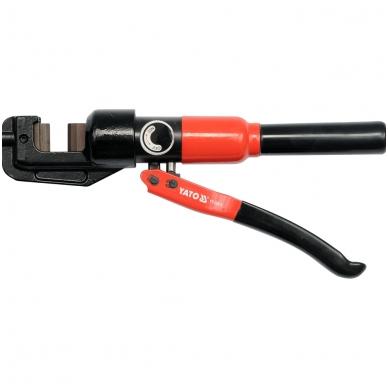 Rankinės žirklės hidraulinės 6t. 4-12mm