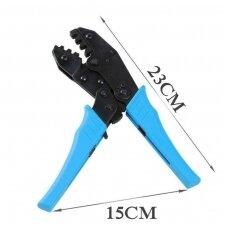 Replės jungčių užspaudimui 0,5-6mm.