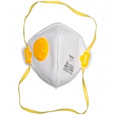 Respiratoriai su vožtuvu FFP2 3vnt.
