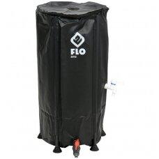 Rezervuaras lietaus vandeniui rinkti PVC 100 litrų