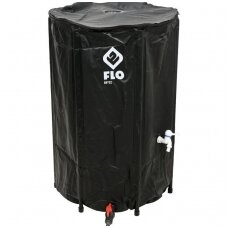 Rezervuaras lietaus vandeniui rinkti PVC 250 litrų