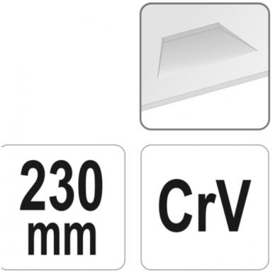 Replės skardai - elementų jungimui 230 mm 4