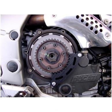 Sankabos krepšelio laikymo įrankis Ducati 3