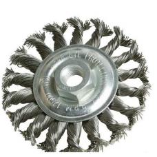 Šepetys disko tipo su sriegiu,125 x 12 x M14