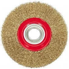 Vielinis diskinis šepetys 150 mm