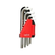 Šešiakampių raktų komplektas 10 dalių 2-12 mm