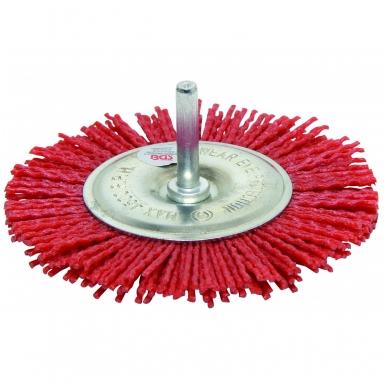 Šepetys nailoninis plokščias 100 mm, 6 mm