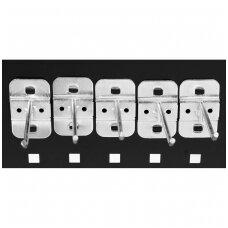 Sienų / perforacijų kabliukai YT-08936 5vnt.