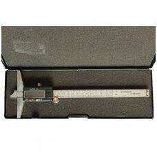 Skaitmeninis gylio matuoklis/slankmatis 200mm.