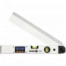 Skaitmeninis LCD gulščiukas su vandens lygiu 400mm.