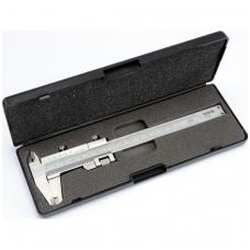 Slankmatis su reguliavimu 150 mm / 0,02 mm