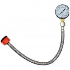 Slėgio/spaudimo matuoklis vandens instaliacijai