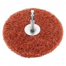 Šlifavimo diskas Ø 125mm., dažai/rūdys