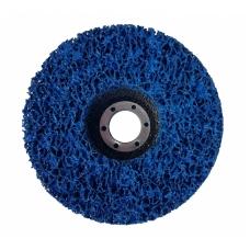 Šlifavimo diskas su abrazyvine medžiaga mėlynas Zirconium 125x22.2mm.