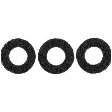 Šlifvimo diskų rinkinys - BGS 9746 - 3 vnt.