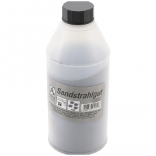 Smėlis smėliavimui - Aliuminio oksidas - 60 # - 850 g