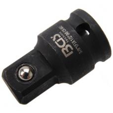 "Smūginis adapteris 3/8""(F) - 1/2""(M)"