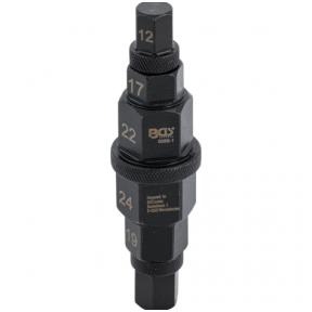 "Specialus adapteris 10mm. (3/8"")  12 - 24mm."