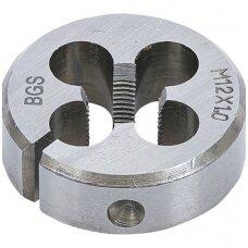 Sriegpjovė M12 x 1.0 x 38mm.