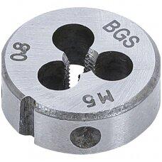 Sriegpjovė M5 x 0.8 x 25mm.